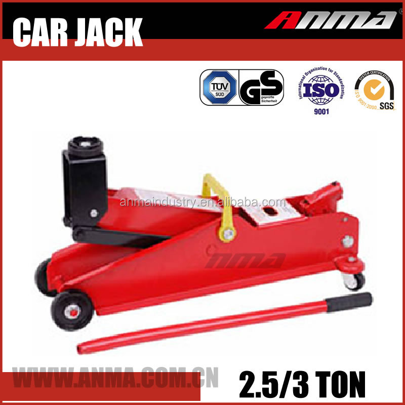 universal small portable manual automatic 3 ton mini inflatable electric hydraulic car jack
