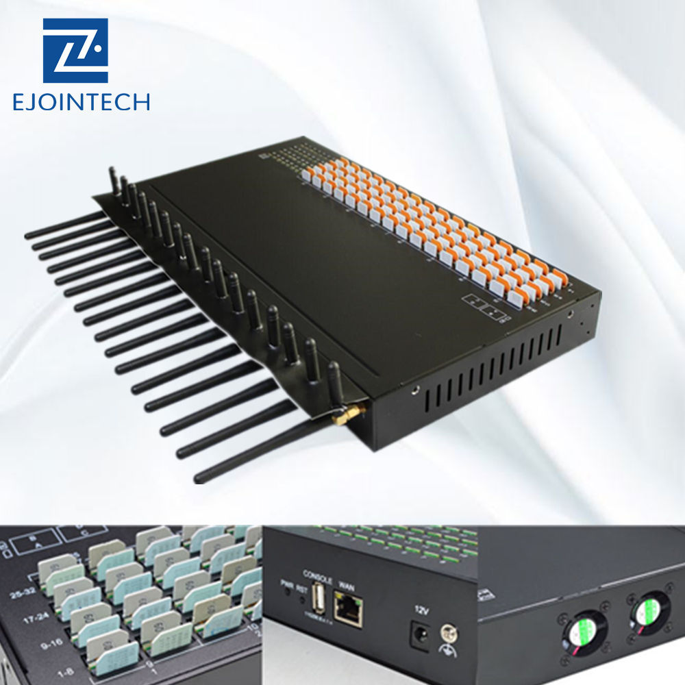 ejoin 32 channel 128 <strong>sim</strong> gsm gateway,ejoin 32/128 gateway,call center equipment