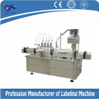 factory price shampoo filling machine with CE, ISO9001