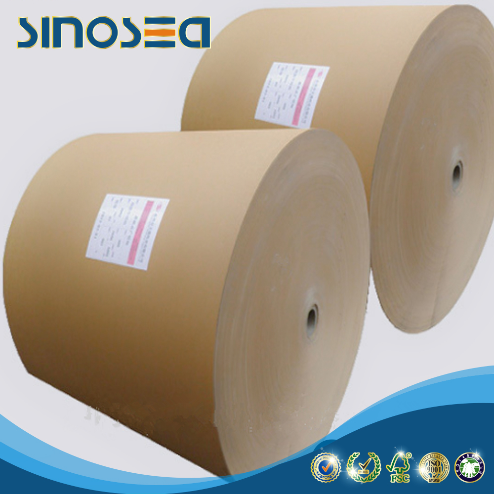 High quality test kraft liner lined board paper with cheap price