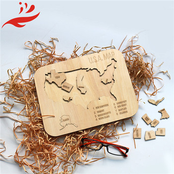 wood world map Wood Craft Wall Decorations with unique design