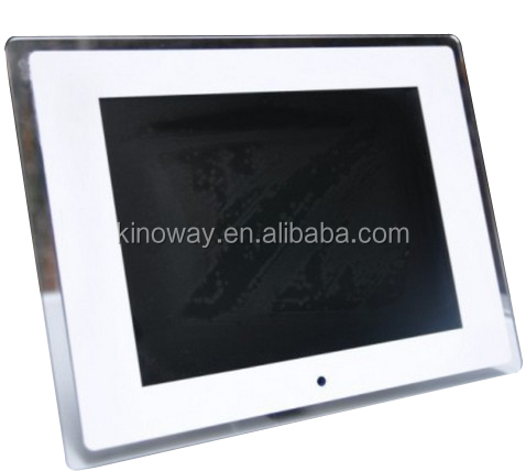 hot style 2015 good quality digital photo frame 15 inch/SD card digital photo frame/video display screen