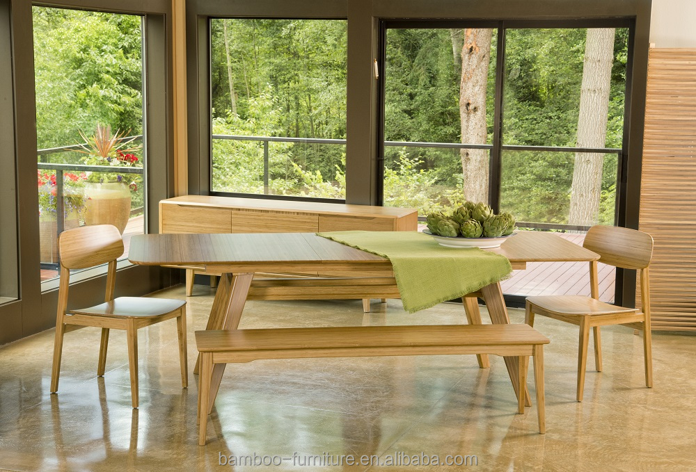 bamboo dining room furniture currant dining room