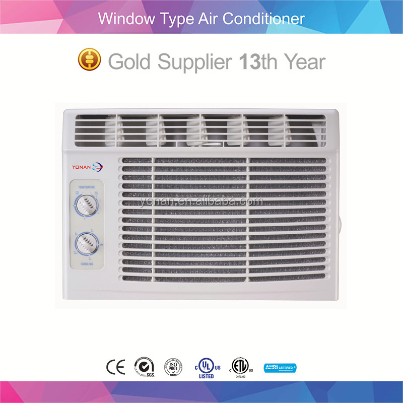 UL Window aire acondicionado 110v 60Hz, with remote controller