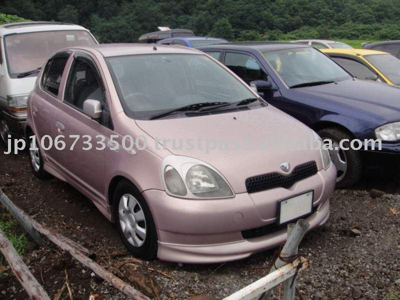 Used TOYOTA Vitz (YARIS) FD PACK used car