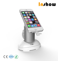 New arrival aluminium retail anti-theft tablet/mobile phone/cell phone security display holder
