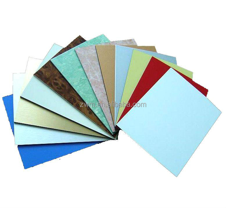 decorative acrylic wall panel aluminun composite panel
