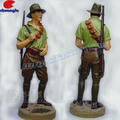 Collectible Soldier Statue, Military Soldier Figure, Military Action Figure