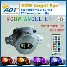 Two Year Warranty for BMW WIFI RGB Angel Eye Phone Control with Wifi Android IOS LED Car Accessories