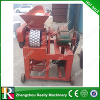High efficient top quality coal ball press machine coal slurry briquette machine