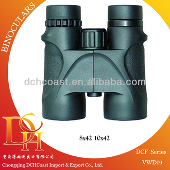 Promotional 8x42 paper binocular for travelling