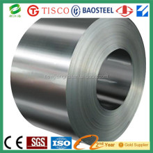 slit edge 316L stainless steel coil