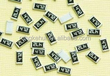good price,RES CHIP 1K 5% 0.125Watt leaded Resistor 1206 Resistor 1/4W .05% 0805 25ppm 10ppm SMD chip Resistor
