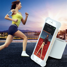 Fashion Mobile Phone Sport Case Silicone Running Phone Armband