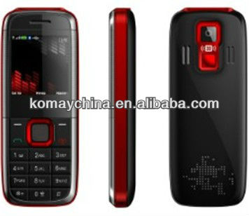 KOMAY 2013 hot selling 2 sim cards cheap mobile mini 5130