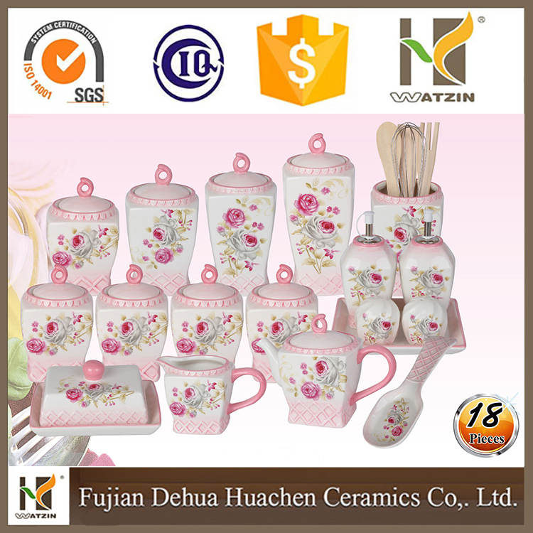 ceramic housewares kitchenware , custom housewares kitchenware wholesale, high quality kitchenware set