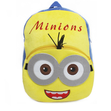 2017 kids backpack fashion animals cute children school bag plush animal backpack