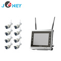 New technology 8ch CCTV camera system wifi nvr kit
