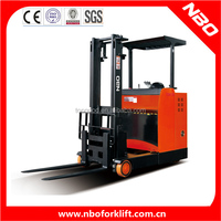 battery forklift reach forklift truck high lift reach truck Electric Reach Truck, AC Power