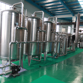 Ro Well Containerized Water Treatment Plant For Sale