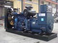 1500/1600rpm 600kw open type diesel generator sets with ATS switch