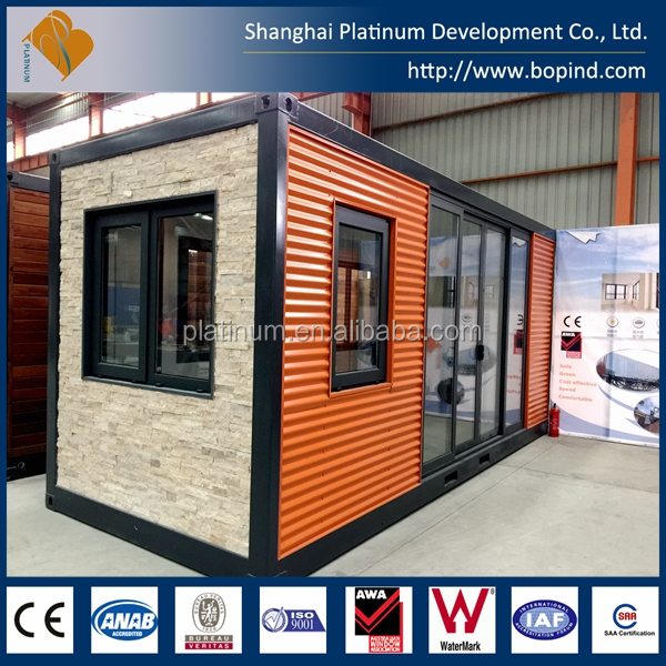 Modular Standard Marine Shipping Container House made in China