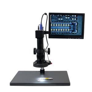 Lcd Video Microscope With High Clear Image And Camera Incpection For Iphone Samsung Pcb Ic