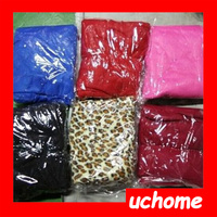UCHOME Promotion Audlt Solid Snuggie Blanket With Sleeves