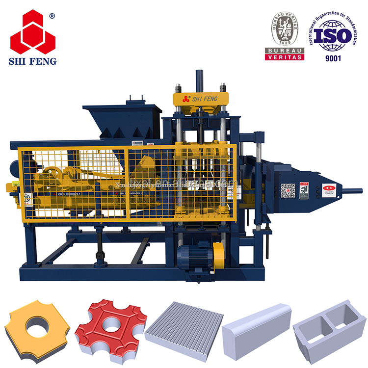 Patent Low Cost Interlocking Stabilized Soil Hydraform Brick Block Making Machine Dubai For Sale