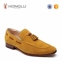 HONGLU Brand Men Casual Shoes Made In China Casual Shoes Men Suede PU Shoes Men