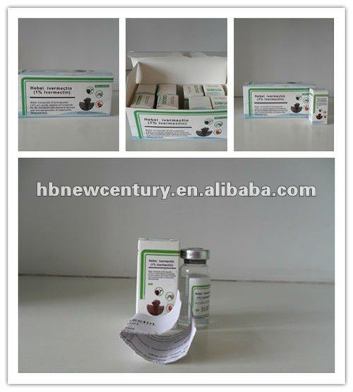 ivermectin injection 1% for animal to kill parasite