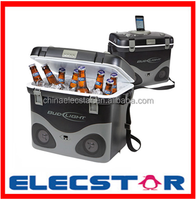 Ice cooler box with speakers, MP3/Ipod/ Radio Cooler, ice chest