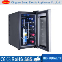 2016 black wine cooler/ wine storage cabinet/ wine chiller malaysia