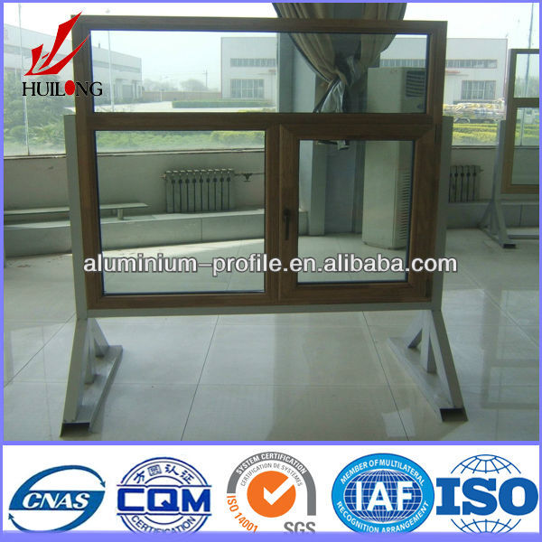 Top Selling extrusion profile aluminum entry doors