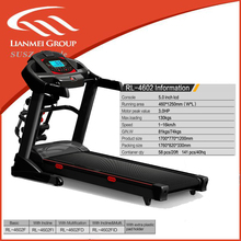 cheap electric home use treadmill for perfect body building on sale
