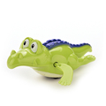 Promotional Wind Up Plastic Animal Crocodile Toy For Kids Girls