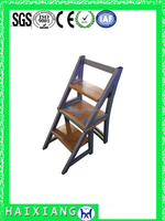 school furniture ladder student chair wood chair HXCH008