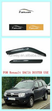 Renault DACIA DUSTER CAR DOOR VISOR RAIN DEFLECTOR