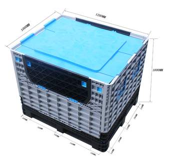 China cheap pallet per container for exported shipping mega medium bulk