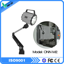 machinery magnetic base work led flexible arm light