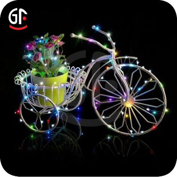 Party LED String Light Shower Slip lights LED Water Lamp 20 cm Long Hollow Tube