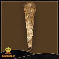 Modern Hotel Decorative Pendant Projects Chandelier Lighting