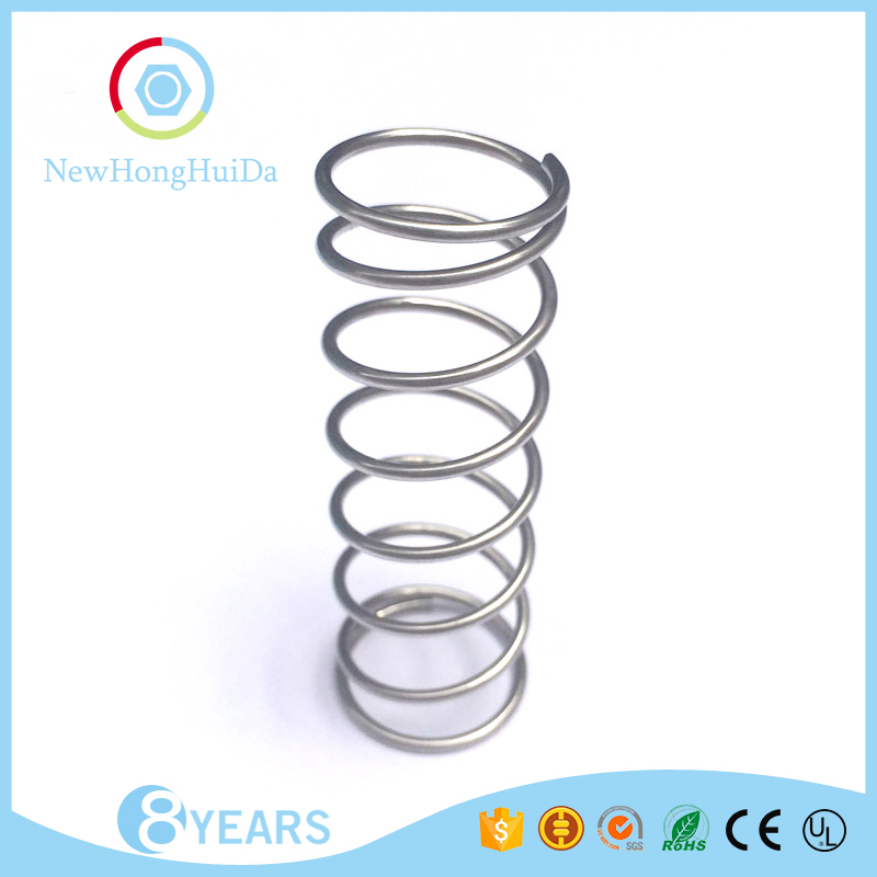 Stainless/Carbon Steel Trailer Coil Springs