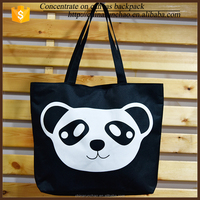 china wholesale customized digital printed canvas bag,canvas tote bag 3101