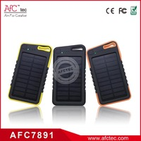 4000mAh Li-ion Battery Solar power charger