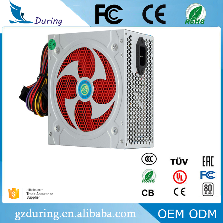 250W PC ATX Computer PC Switch Power Supply 12cm Big cooling Fan ATX 12V Version PC Power Supply