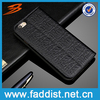 Mobile phone cover for iphone 6 real leather case