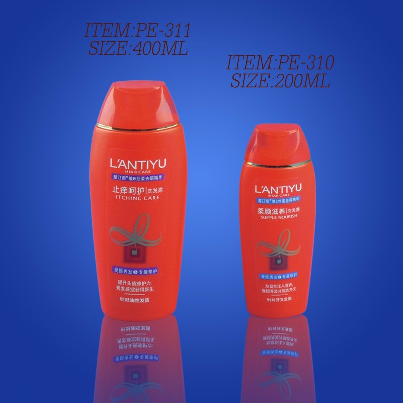 2017 new shampoo bottle 6.7oz