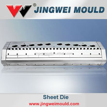 professional Polystyrene sheet extrusion dies PS extrusion moulds