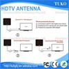 Long range high power indoor tv antenna with amplifier satellite dish tv antenna